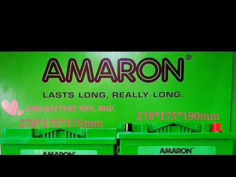 Amaron 36 Warranty