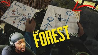 We Got Some Valuable CLUES Leading To Timmy!  - The Forest Multiplayer Ep.10