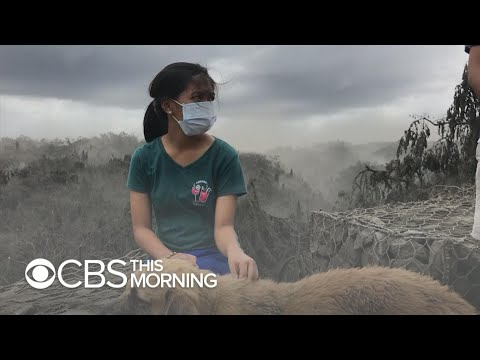 Officials say Philippines volcano eruption could be imminent