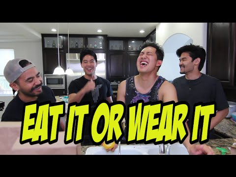 EAT IT OR WEAR IT! (w/ @nigahiga and RHPC)