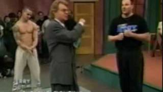 MMA on Jerry Springer Show!