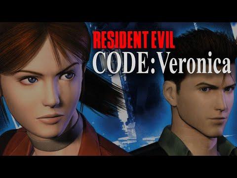 Resident Evil Code Veronica Прохождение с комментариями на русском (Клэр) Часть 10