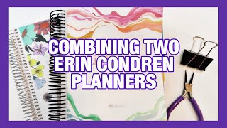 DAILY AND WEEKLY ERIN CONDREN PLANNERS UNCOIL AND RECOIL