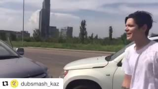 Дтп в Европе и в Казахстане