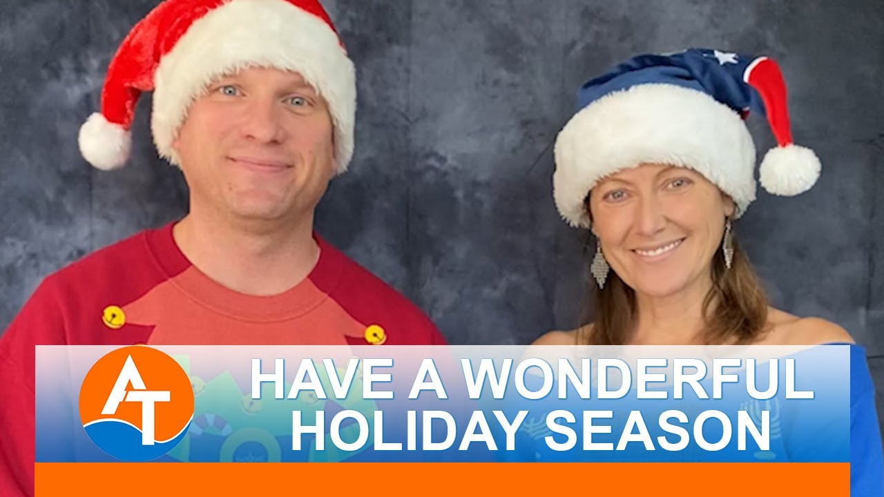 Happy Holidays from the Ahearn Team