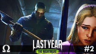 HUNTING DOWN THE DEVS AGAIN! | Last Year: The Nightmare #2 *EXCLUSIVE* Gameplay Reveal