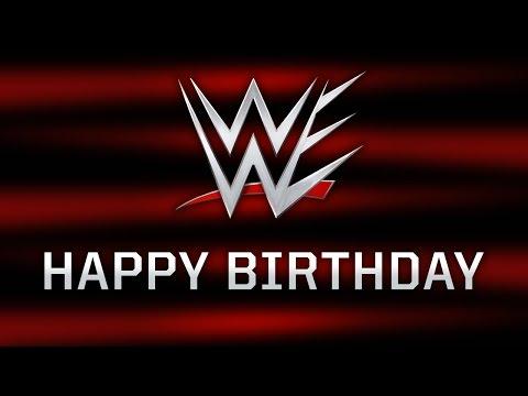 Happy Birthday WWE EWW