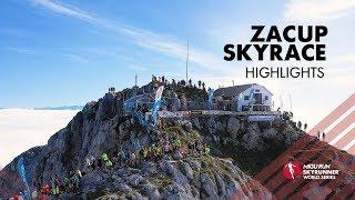 ZACUP SKYRACE 2019 – HIGHLIGHTS / SWS19 – Skyrunning