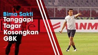 Tanggapan Bima Sakti terhadap Kekecewaan Suporter Indonesia