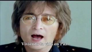 John Lennon - Imagine (Sub. Español) [HD]
