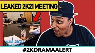 RONNIE LEAKS IDEAS FOR 2K21, NEW 2K20 UPDATE HAS 2K PLAYERS CONFUSED