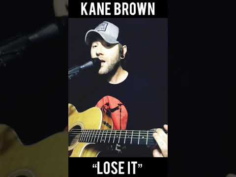 Kane Brown - Lose It - Acoustic