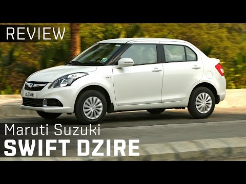 2015 Maruti Suzuki Swift DZire :: Video Review :: ZigWheels