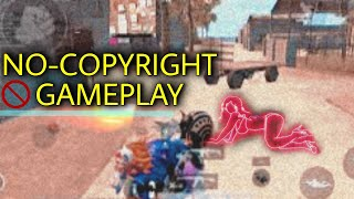 PUBG MOBILE NON COPYRIGHT GAMEPLAY VIDEO | FREE TO USE | 60FPS