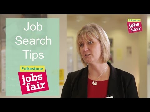 Job Search Tips: From Application to Interview