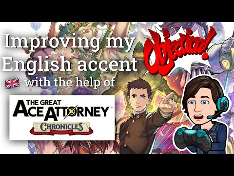 """I WANT TO SHOUT """"OBJECTION!"""" (The Great Ace Attorney) thumbnail"""