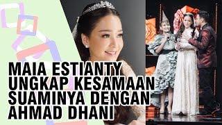 Maia Estianty Ungkap Persamaan Irwan Mussry dengan Ahmad Dhani