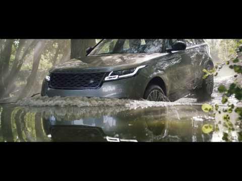 Land Rover  Range Rover Velar Внедорожник класса J - рекламное видео 9