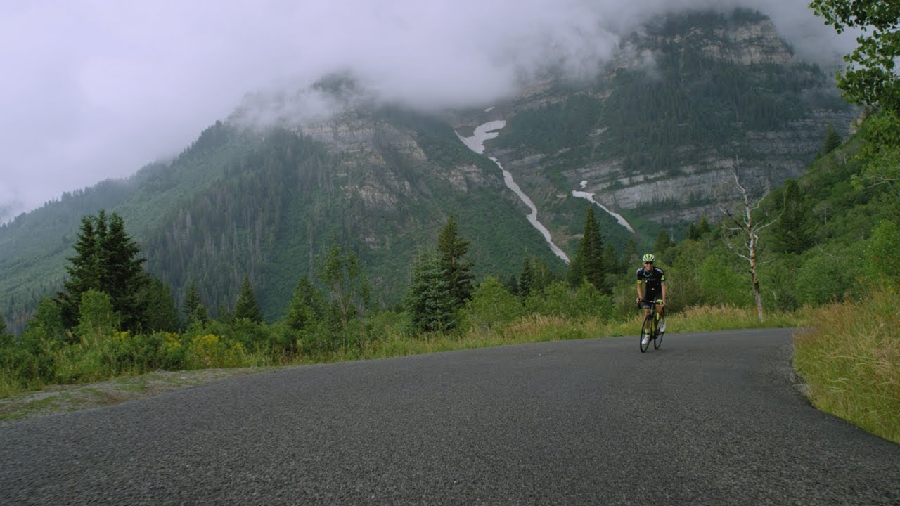 Cycling the Alpine Loop