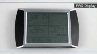 Wetterstation PCE-FWS 20 (ohne Audio) Montageanleitung