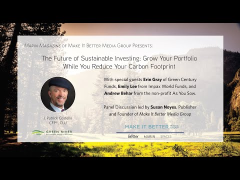 Green River Financial Services: The Future of Sustainable Investing