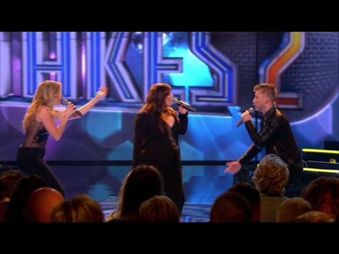 Lieke, Trijntje & Jan - Touch Me There - IT TAKES 2