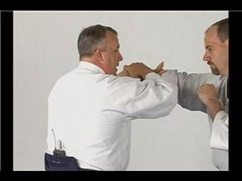 Ikkyo: Aikido Techniques : Ikkyo from a Hook Punch