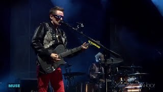 Muse - Psycho (Life is Beautiful 2017)