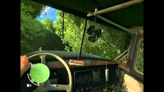 preview picture of video 'Farcry  3 hors serie)  TheCarmerking camion camicase'