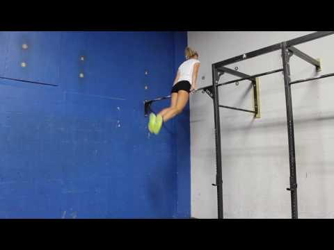 Bar Muscle Ups – CrossFit Exercise Guide