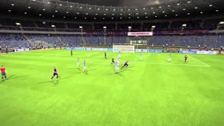 FIFA15ラキティッチゴラッソ