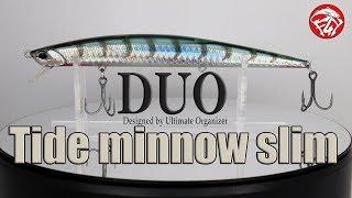 Duo tide minnow slim 120f