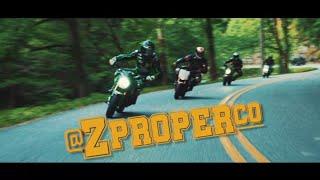 The Z125 Race Bike Was STOLEN!   HEIZT   Z Proper Co