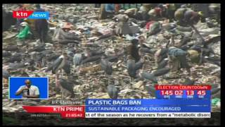 Environment CS Judi Wakhungu bans the use of plastic bags in the country