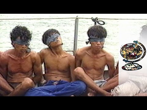 Pirates Plague The Treacherous Waters Of Indonesia (2001)