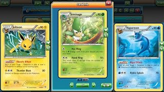Simisage  - (Pokémon) - Pokemon TCG - Simisage/Eevolutions/Octillery - Primal Clash - on Deck!