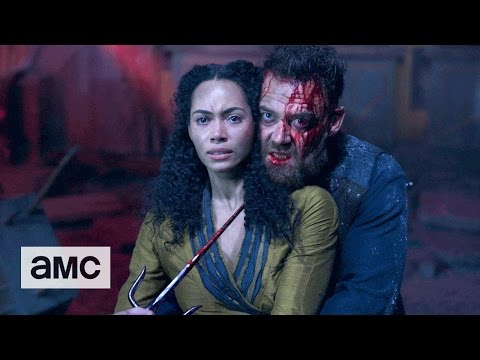 Into the Badlands: Season 2 Finale Talked About Scene Ep. 210