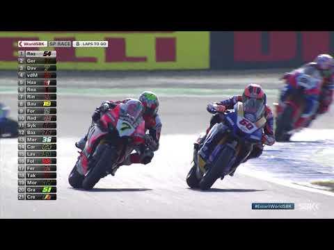 スーパーバイク世界選手権 スーパーポールハイライト動画