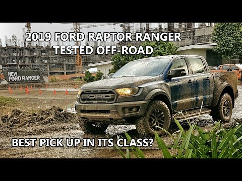 2019 Ford Ranger Raptor Tested Off-road/ In Depth Tour/ Review (Philippines)