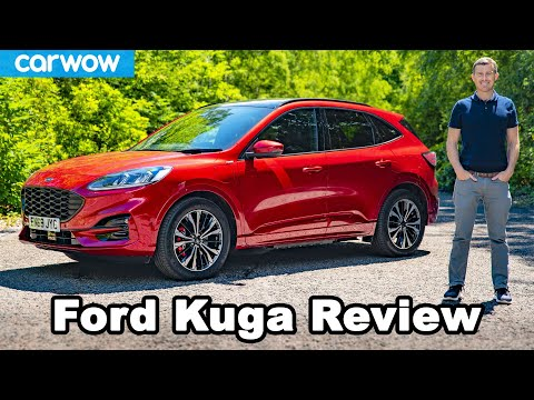 Ford Kuga 2021 review - the best Ford yet?