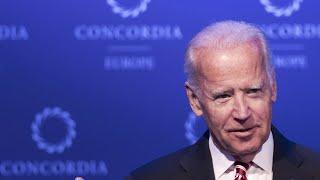 Joe Biden: 'We're walking down a dark path' under Trump