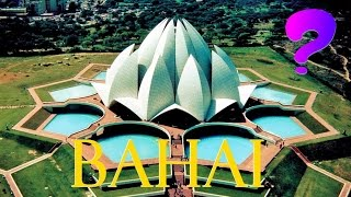 Бахаи| Новая молодая религия| Великолепный храм Лотуса|Уникальная конструкция|Нью-Дели. Индия. Bahai