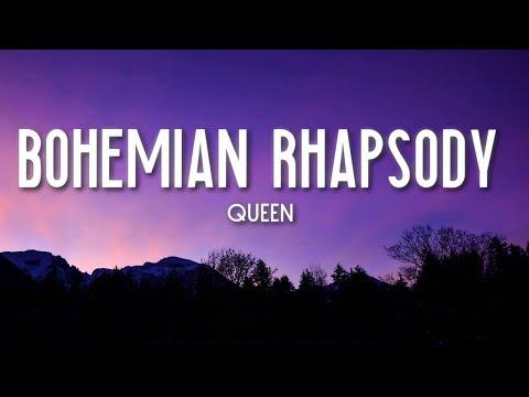 Bohemian Rhapsody - Queen (Lyrics) 🎵