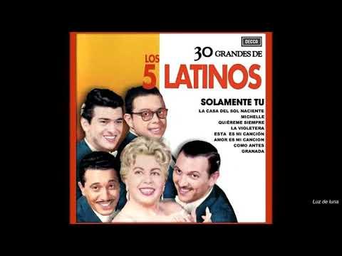 Como antes / Los 5 Latinos