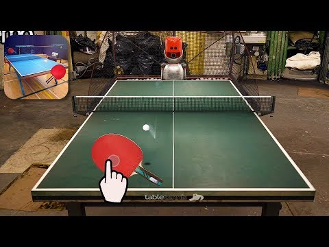 Table Tennis Touch - Gameplay Trailer (iOS, Android)