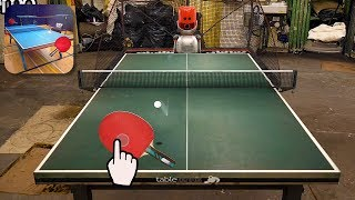 Picture of a game: Table Tennis