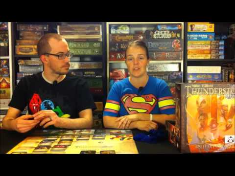 Thunderstone Advance: Numenera - A Forensic Gameology Review