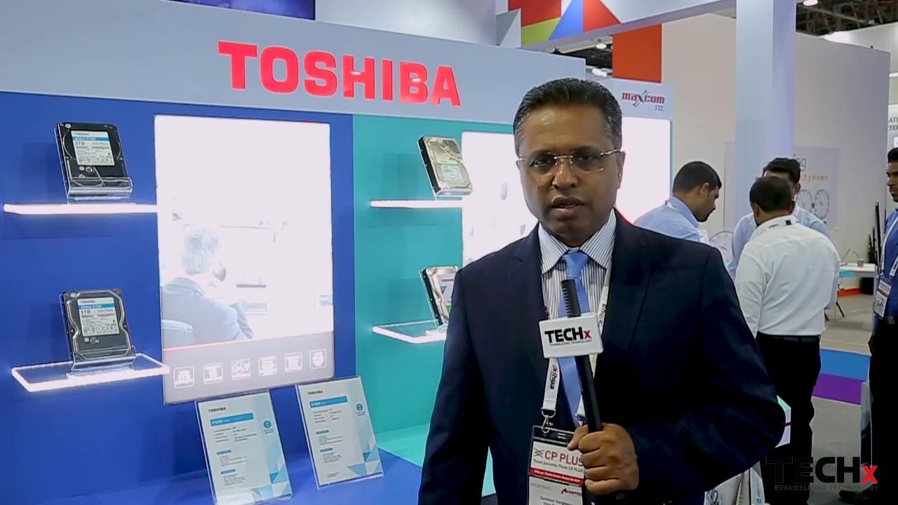 Toshiba Gulf @ Intersec 2020