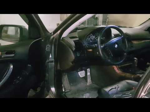 Ремонт дверной ручки BMW е53