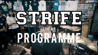 Strife - FULL SET {HD} 12/07/17 (Live @ Programme Skate and Sound)